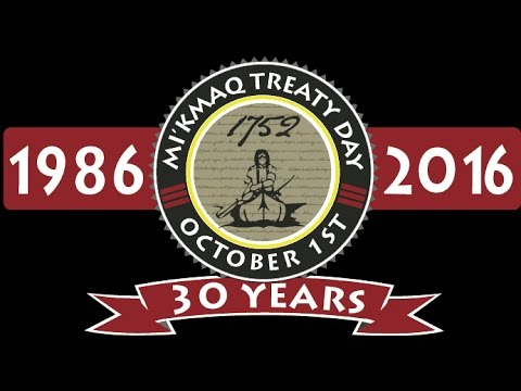 Treaty Day Ceremony 2016