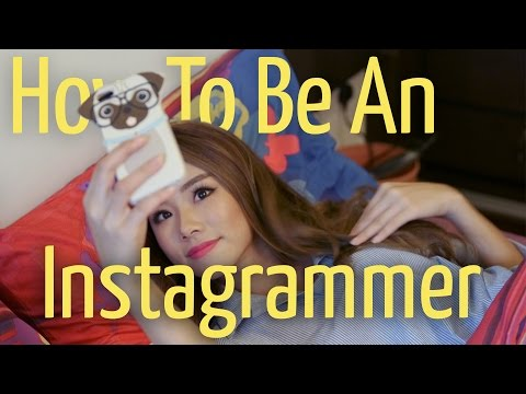 How To Be An Instagrammer Parody Ft. Mongchin & Nicole Changmin