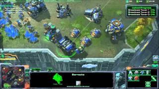 Media Blitz - Blitzkrieg - SC2 Achievement