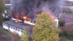 barentin le centre jacquard incendie de la salle des  sports