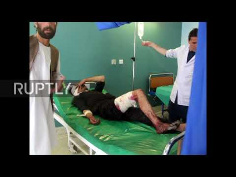 Afghanistan: At least 41 dead after Taliban attacks police training centre in Gardez