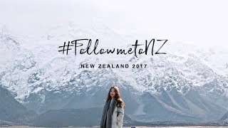 June 2017 Travel Vlog || Winter in South New Zealand