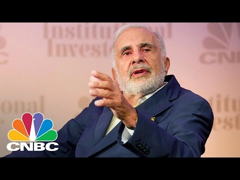 Carl Icahn Takes Stake In Bristol-Myers Squibb | CNBC