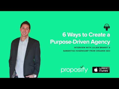 6 Ways to Create a Purpose Driven Agency - ADB-004