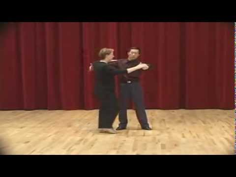 Bronze Rumba - Opening Out Right & Left, Spiral, Aida Ballroom Dance Lesson