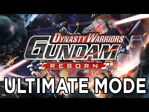 Dynasty Warriors: Gundam Reborn - Is this a Bug? - Attack of the Drones, Part 4