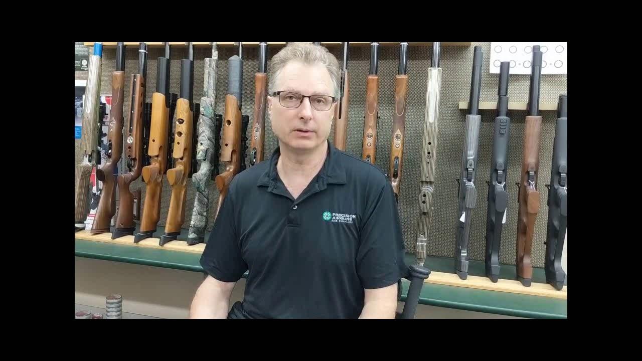 Precision Airguns and Supplies