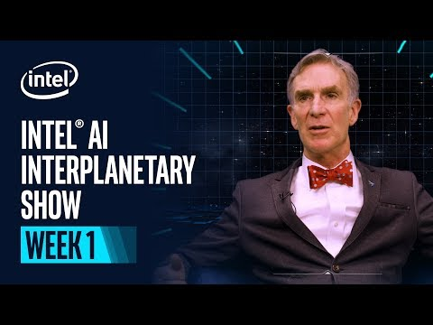 AI and Space Exploration | Intel® AI Interplanetary Show | Intel Software