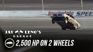 Jay Leno Goes 2,500 HP on 2 Wheels - Jay Leno's Garage by : Jay Leno's Garage