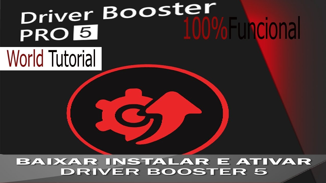 driver booster 5 4 key 2019