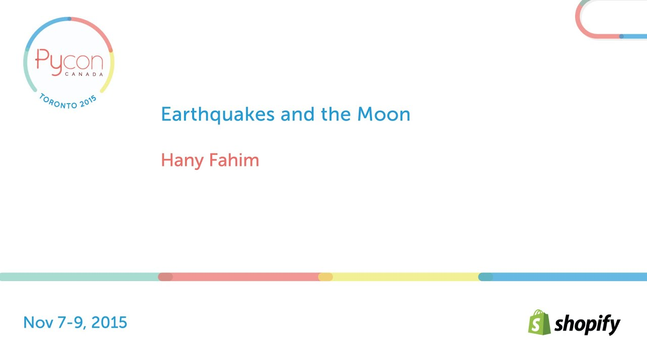 Image from Earthquakes and the Moon