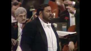 Luciano Pavarotti. Lucia di Lammemoor & L´Arlesiana. London 1982.