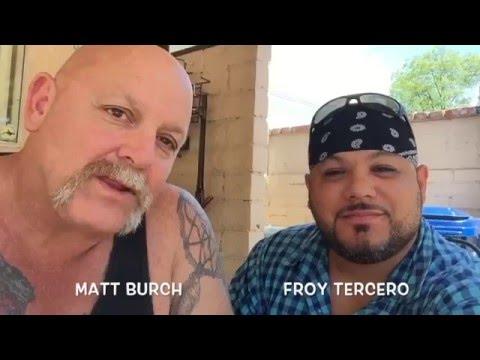 conversacion privada en video con Matt y Froy
