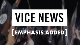 Emphasis Added: The Media and The Islamic State
