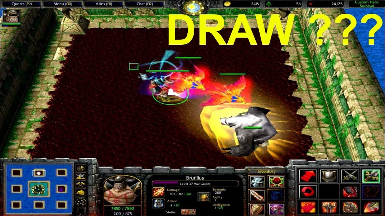 warcraft 3 how to create a hero