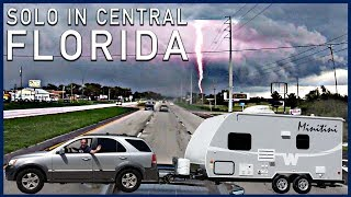 Central Florida Solo Travel RV Living - Traveling Robert