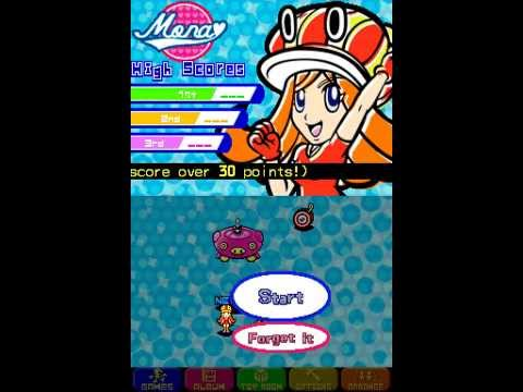Nintendo DS Longplay [080] Wario Ware - Touched!