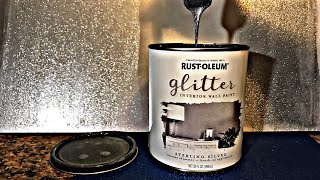 Video STERLING SILVER Glitter RUSTOLEUM PAINT!!! download MP3, 3GP, MP4, WEBM, AVI, FLV Oktober 2018