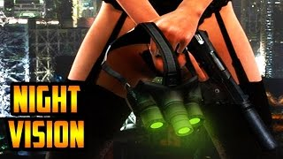 GTA 5: How To Get Night Vision (Grand Theft Auto V Free Mode)