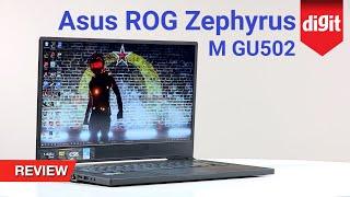 Asus ROG Zephyrus M GU502 Gaming Laptop Review