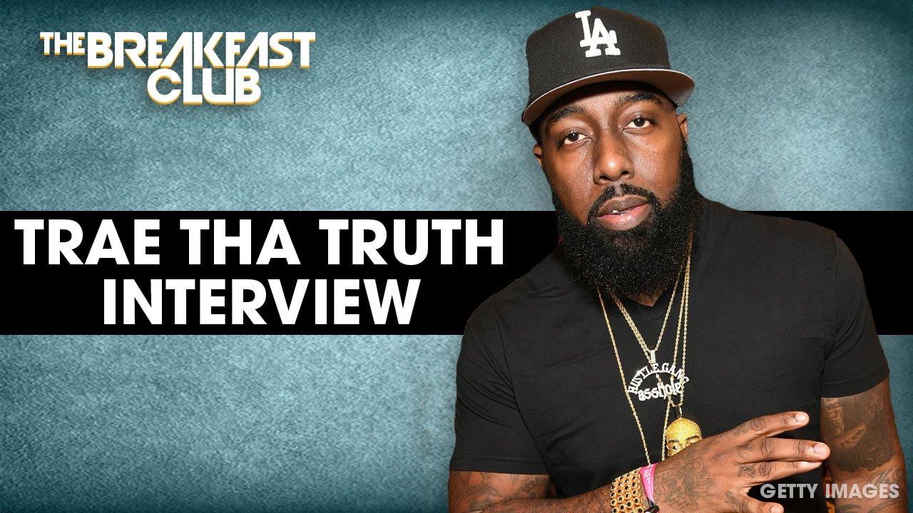 Trae Tha Truth Talks Philanthropic Legacy, New Music,