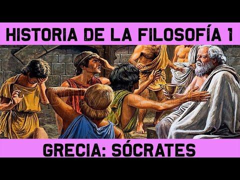 FILOSOFÍA 1: Los pensadores de la Antigua Grecia 1/2 - Presocráticos, Sofistas y Sócrates