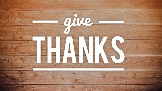 GIVE THANKS - DON MOEN - Uriel Vega SAX