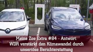 Meine Zoe Extra #84 - Antwort: WDR verstärkt den Klimawandel durch unseriöse Berichterstattung