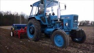 siew wiosną 2015 nowy nabytek mtz 80 agro masz poznaniak 6 ursus c 330