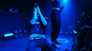 Krewella Marching On Live Sweatbox Tour The Independent SF