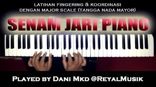 Senam Jari Piano Keyboard | Teknik Fingering | Koordinasi | Melodi Dasar | Reyal Musik