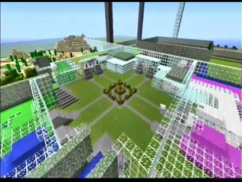 Minecraft PS Custom Maps Hunger Games Adventure Forest Download - Hunger games mapped on us