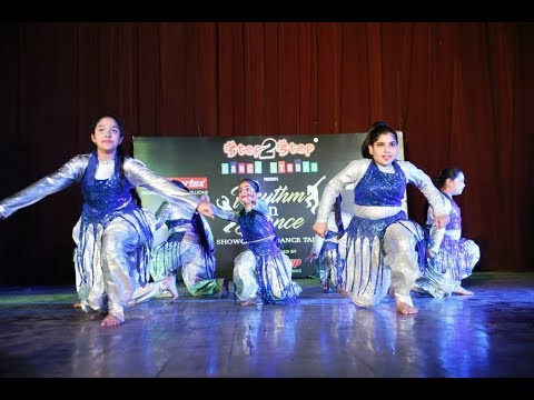 Sultan Title Song | Dangal | Dance Performance By Step2Step Dance Studio Phase 5 Mohali