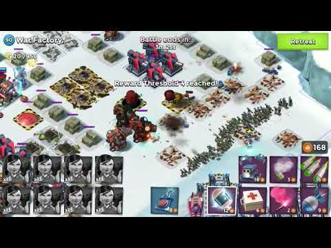 War Factory May 24/2018 NoBoosted !!!