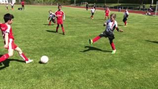 Halbzeit 1 SV Lohmar FC Hürth 30 04 17