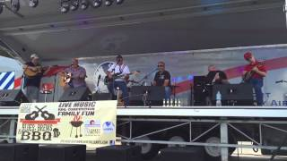 Restless spirit band cry no mo at the Hinesville blues festival