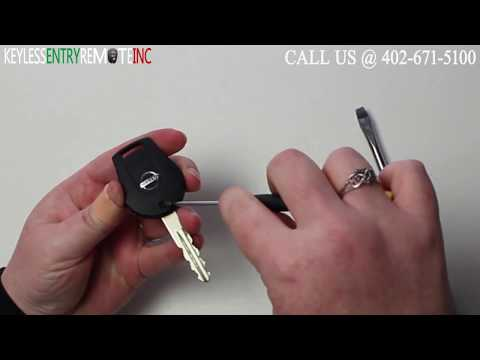 how to replace nissan altima key fob battery 2007 2008 autos post. Black Bedroom Furniture Sets. Home Design Ideas