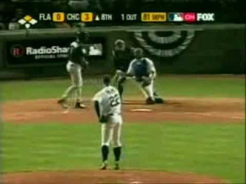 2003 Cubs Steve Bartman Game