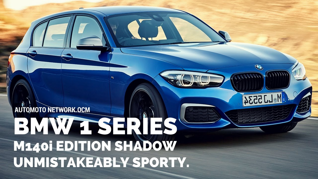 2018 bmw 1 series hatchback. unique 2018 2018 bmw 1 series  m140i edition shadow beauty shots with bmw series hatchback
