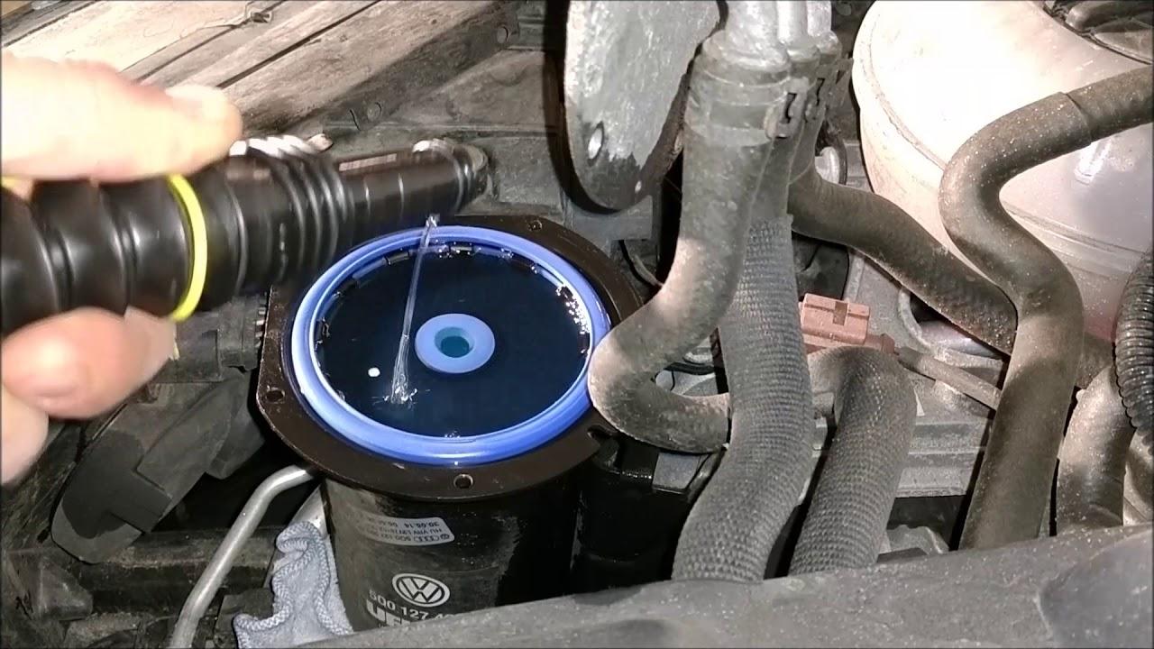 small resolution of 2015 vw golf mk7 tdi fuel filter change youtube mix 2015 vw golf mk7 tdi fuel