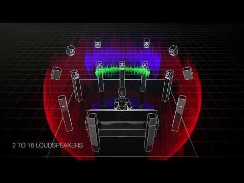 Immersive Audio Processor (IAP 16) Movie