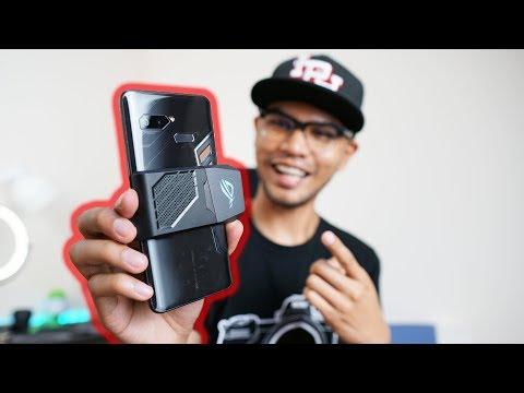 Mungkin Gaming Phone Aku Selepas Ni - ROG Phone !