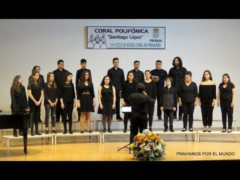 CORAL SANTIAGO LOPEZ  XXVI CICLO  MUSICA EN PRIMAVERA 2017