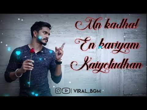 mugen-rao-💞neethan-song-💞sathiyama-na-sollurandi-lyrics-video-💞mugen-rao-status-ringtones-💞viral_bgm