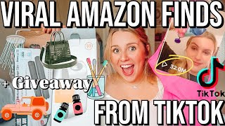 i tried VIRAL AMAZON finds from TIK TOK... OMG