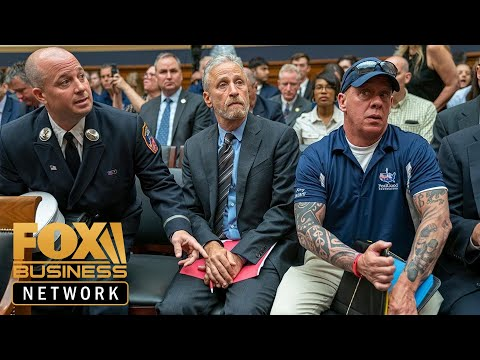 9/11 first responders react to Jon Stewarts' fiery testimony