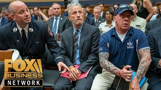 Download 9/11 first responders react to Jon Stewarts' fiery testimony Mp3 and Videos