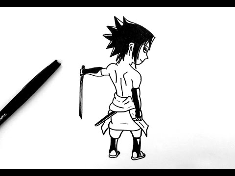 Comment dessiner sasuke chibi youtube - Comment dessiner sasuke ...