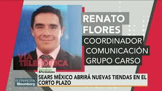 Sears en México tiene un muy buen ritmo de crecimiento
