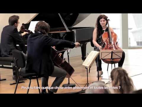 Julia Hagen, Trailer Fondation Louis Vuitton